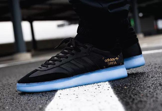 adidas Originals Samba RM  货号:BD7476