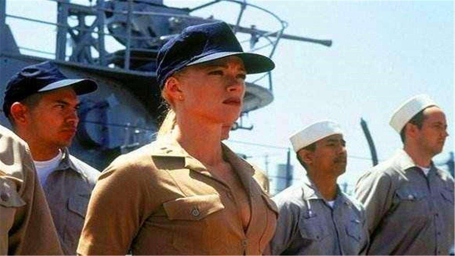 女兵人是什么_为何美国航母上的女兵大多是中国人?美国这是玩的什么把戏 ...