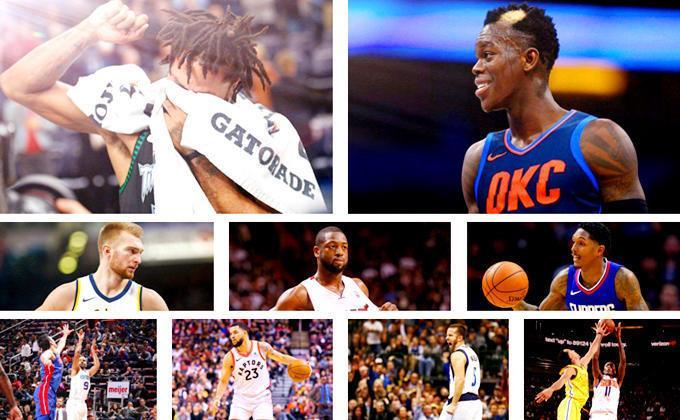 """新赛季NBA""""最佳第六人"""",是时候说一说那些板凳球星!"""