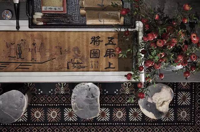 【家装】新中式+高级灰=绝配无误