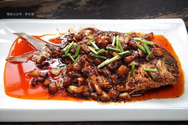 郫县美食推荐_食谱丨很多人都忽视的一种鱼,其实特别好吃,用这种方法烧最 ...