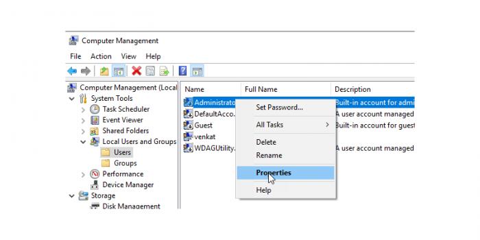 升级Windows 10十月更新会禁用本地管理员账号