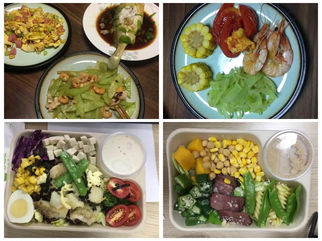 一周掉2斤的减脂速度:看完她的减脂餐,我终于知道该怎么做了!