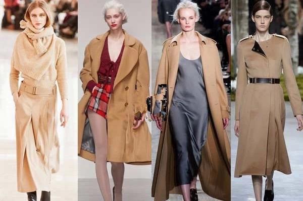 搭配 | 駝色大衣與他,怎麼搭都不錯 形象穿搭 第1張