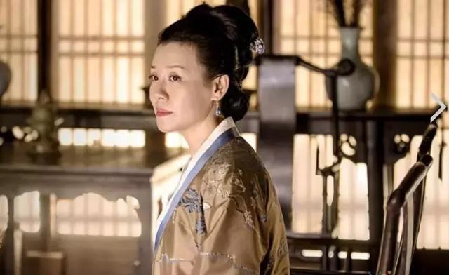《知否》中演赵丽颖嫡母的她,人设聒噪却讨喜,演戏多年一直不红
