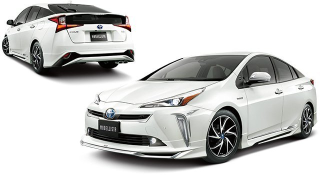 丰田普锐斯Modellista Prius改装 TRD不是唯一选择
