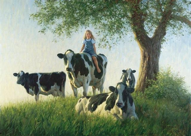 乡村 治愈心灵的宁静