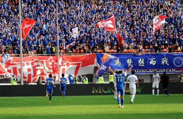 又一中甲俱乐部回归!从中乙到中超只用三年,被誉为中国拉玛西亚