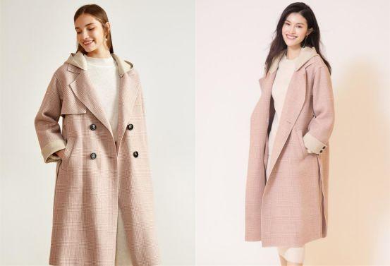 <b>气质感十足的大衣,惊艳了整个冬季</b>