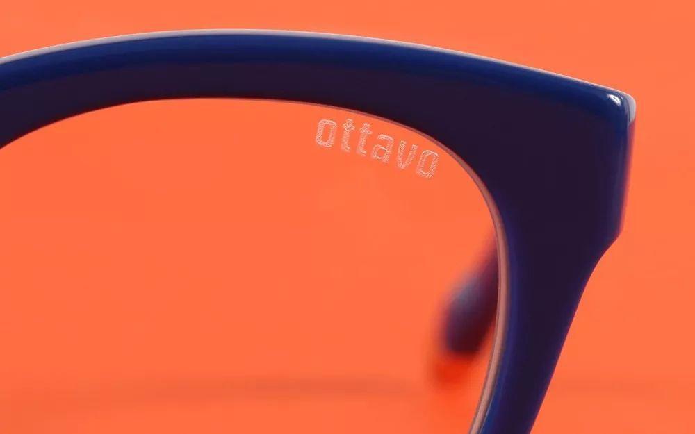 老花镜品牌形象设计