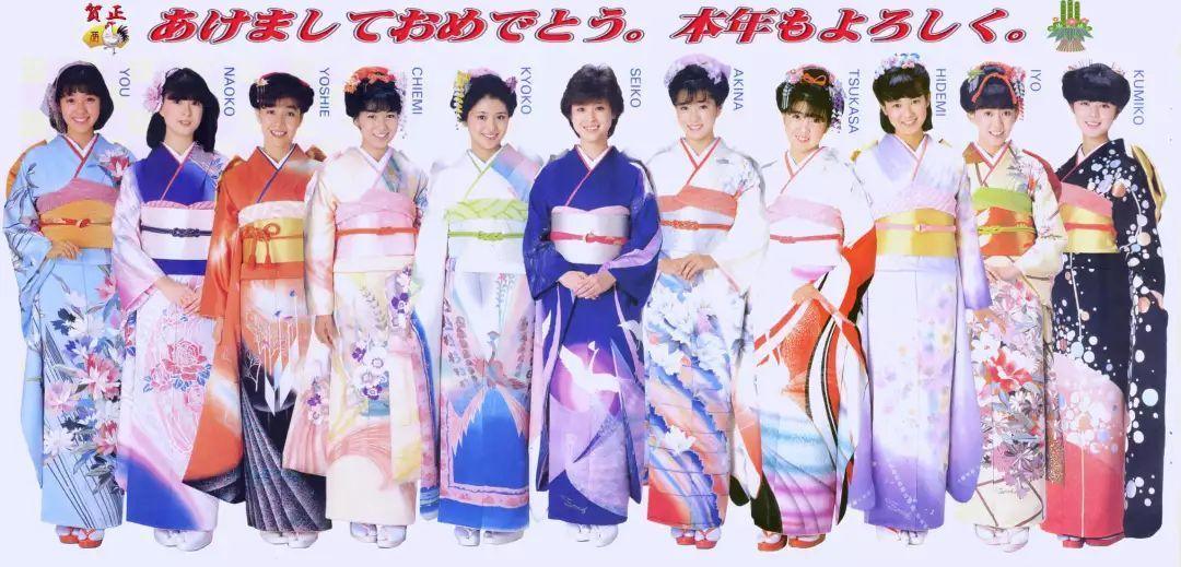 80年代的日本少女偶像