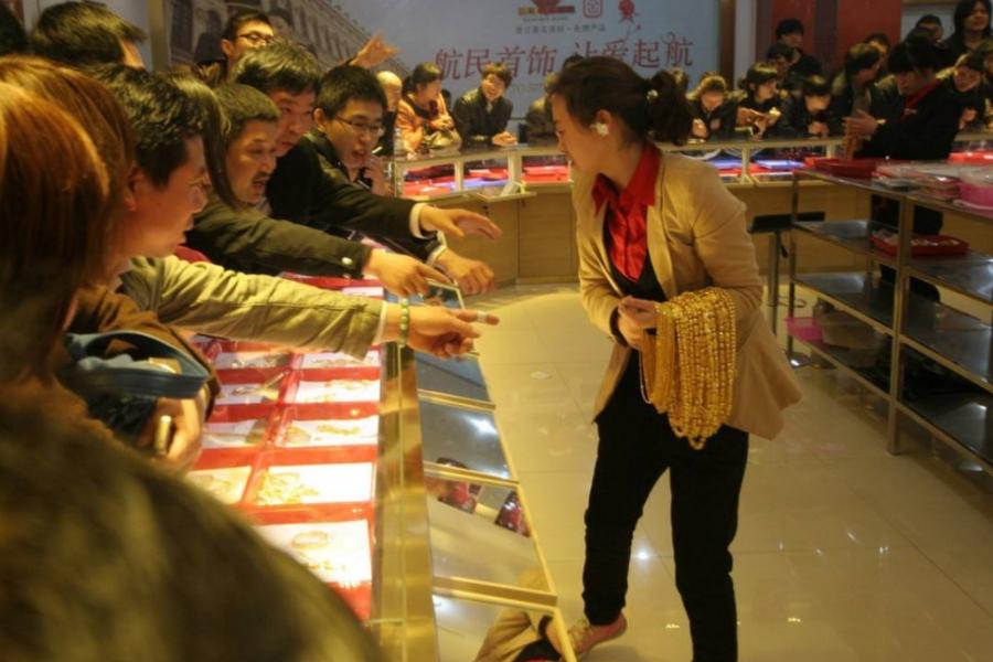 最坑的珠宝售卖点,充斥着各种假货,多数卖给中国游客 作者: 来源:旅途奇闻