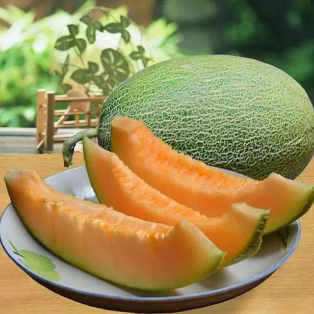海南西州蜜瓜,冰糖般的口感,让你吃一口就甜到心里 食用