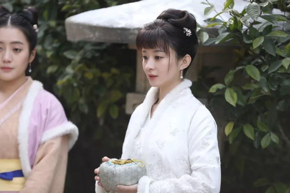 赵丽颖:最燃的逆袭!她的人生故事才是一部爽剧