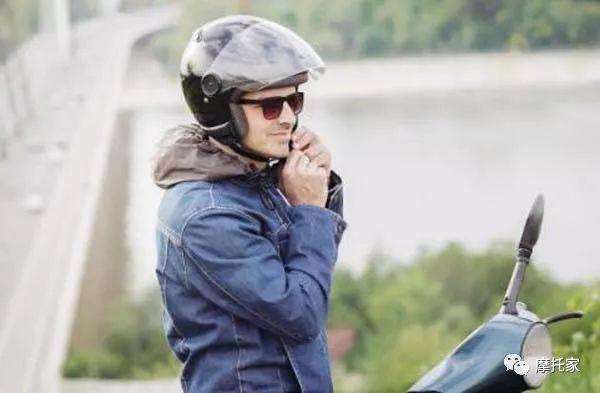 骑摩托选头盔也是一门学问你的头盔选对了吗?不妨晒一晒!