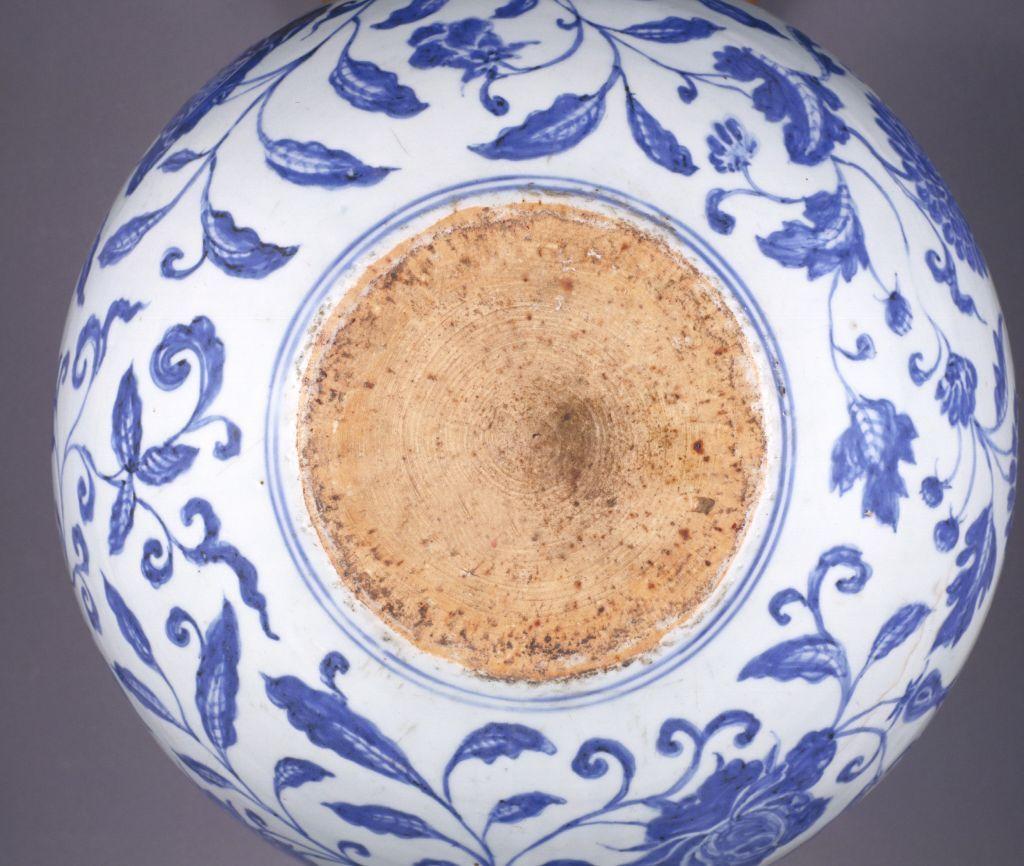开创了中国青花瓷的黄金时代,永宣青花展现旷世魅力