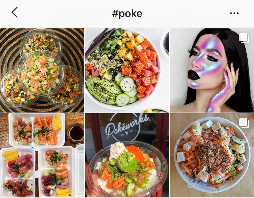 今年最流行的�yaY�_2018年西班牙人在Instagram上分享最多的美食是什么?_foodie
