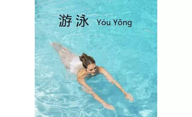 不会游泳的看过来,四种泳姿系列游泳教程!_仰泳