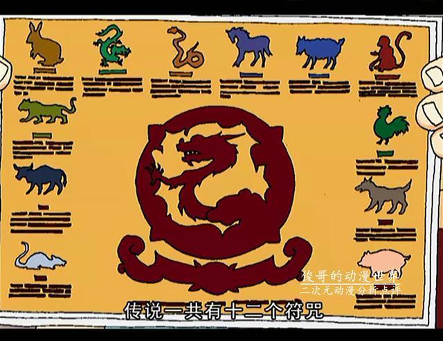 成龙历险记:最强的五个符咒,龙符咒的战斗力其实很弱图片