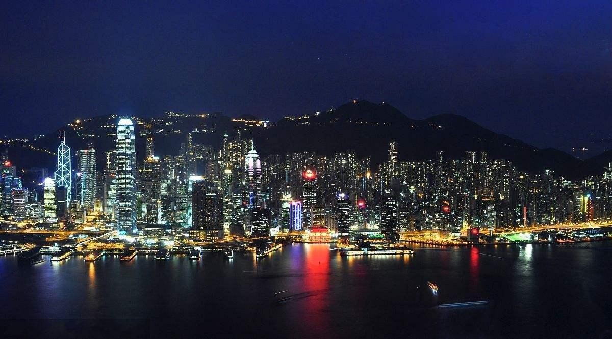 香港经济总量超过北京了吗_回归以来香港经济