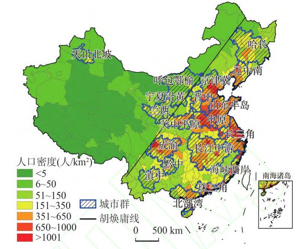 中国城市人口分布_欧洲 美国 中国智慧城市的不同实践路径