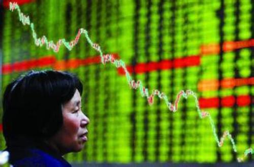一个国家的股市持续暴跌,将会发生什么?