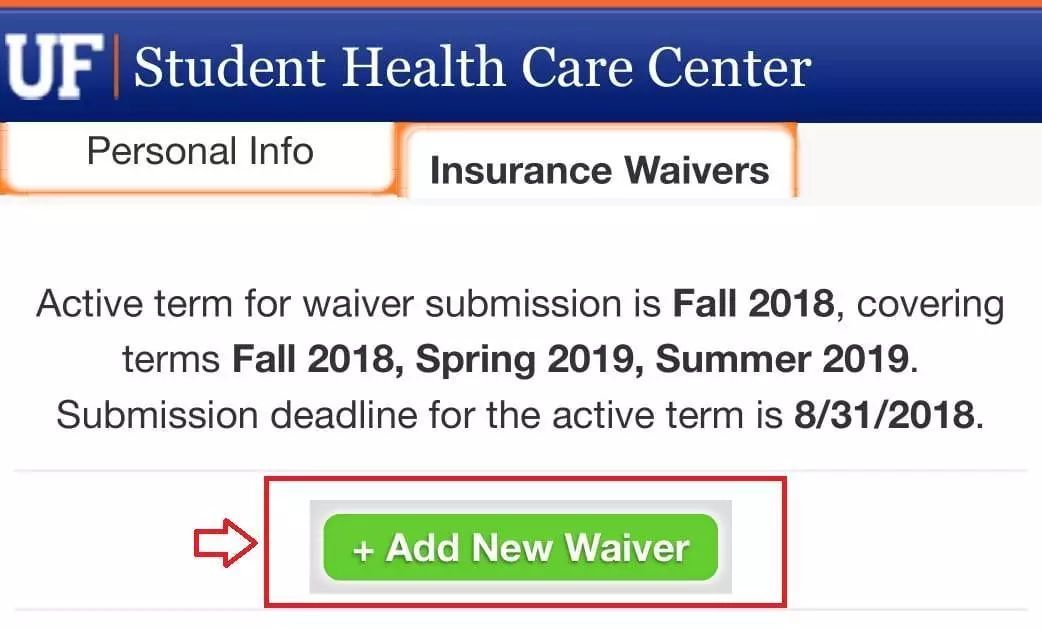UF丨Waive掉学校天价保险进入倒计时!你还没Pick ISO吗?!!_waiver