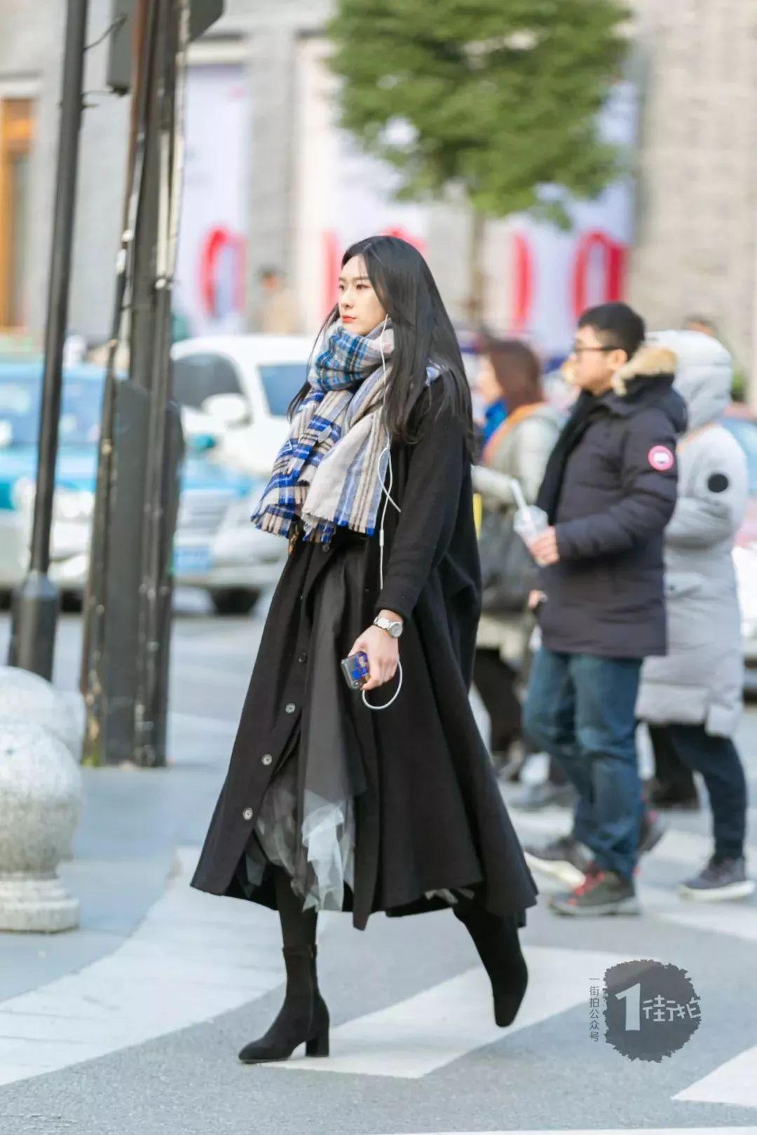 大衣+圍巾 !王炸CP承包了我整個冬季的穿搭! 形象穿搭 第4張