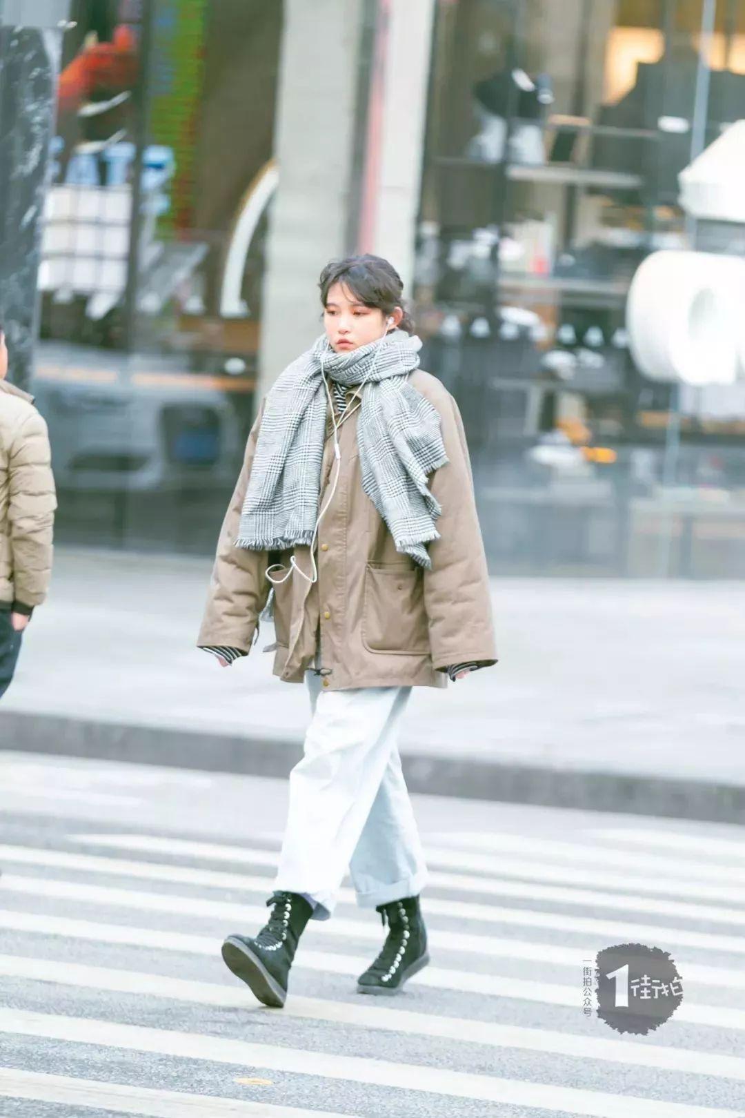 大衣+圍巾 !王炸CP承包了我整個冬季的穿搭! 形象穿搭 第7張