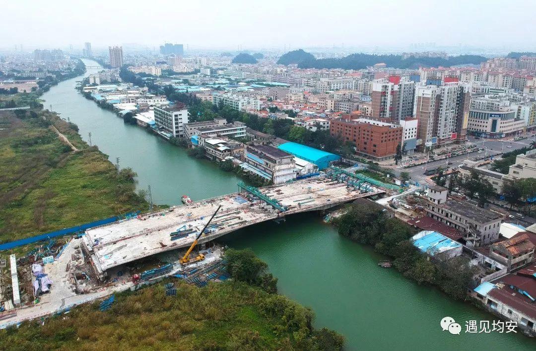 均安_菊花湾大桥或6月通车,均安三桥有最新进展…今后顺德人出行更方便!