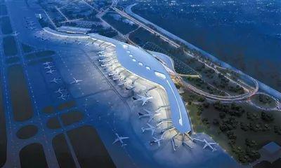 宁波栎社机场t2平面图