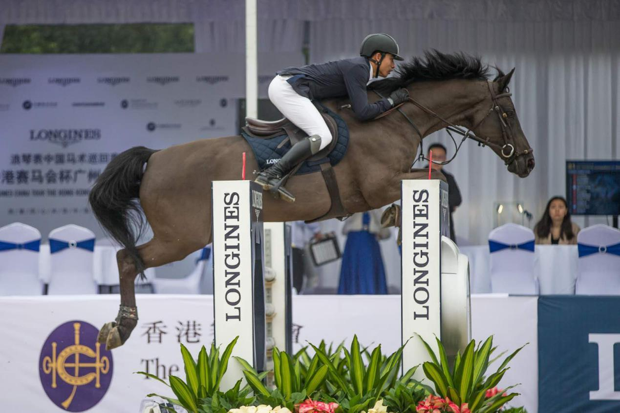2019年首场国际马联星级赛事在广州拉开战幕