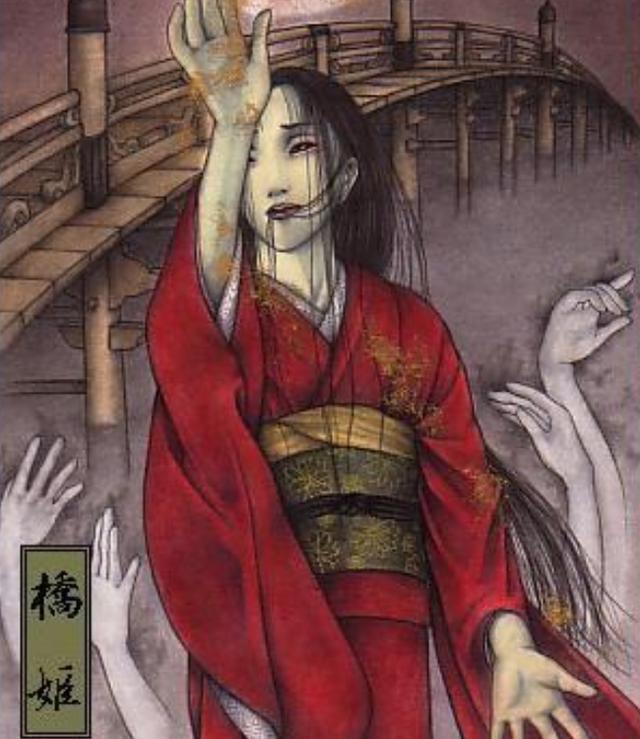 诚信在线娱乐影评:日本传说中那些颜值超高的女鬼,一个个都美丽迷人!