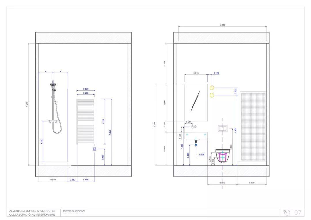 如何手绘衣柜立体图