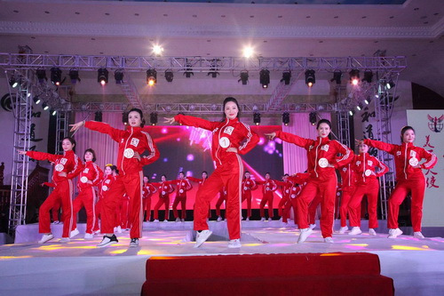 2018国际旅游文化小姐总决赛选手助力湖南农业扶贫