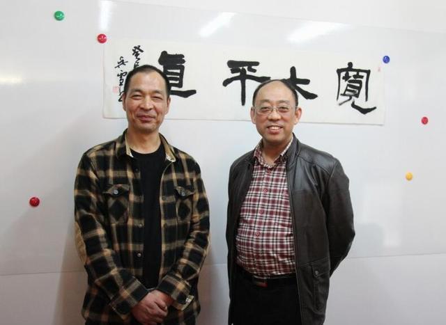 新任安徽书协主席吴雪,为人谦逊儒雅,书法刚柔相济,美而不俗