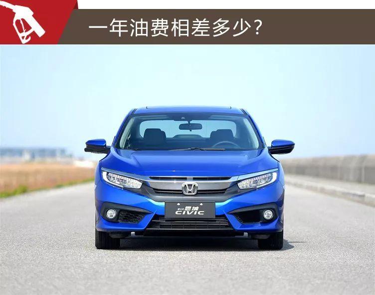 """13万元的""""平民超跑""""现代菲斯塔和本田思域谁的养车费用更低?_"""