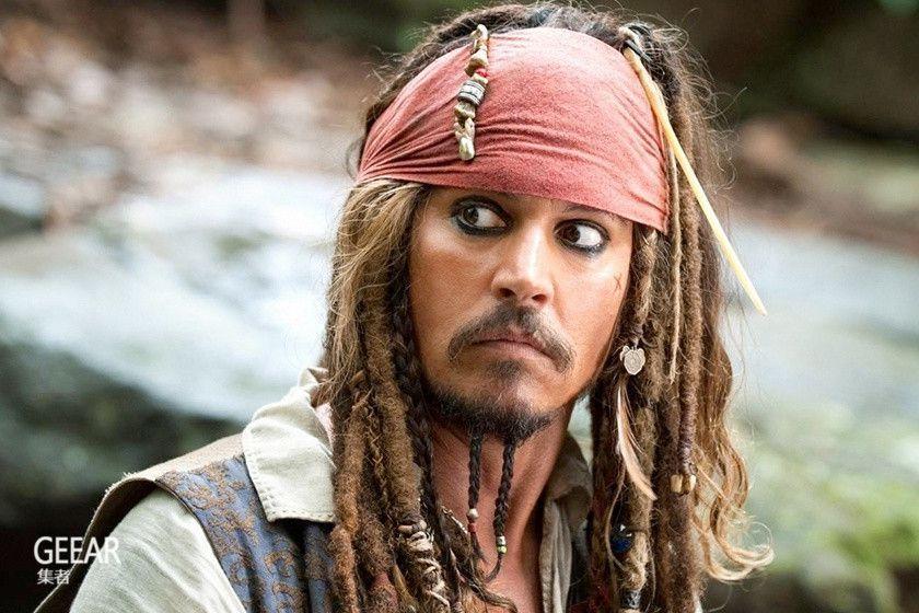 电影《加勒比海盗》因天价片酬决定换掉约翰尼德普!