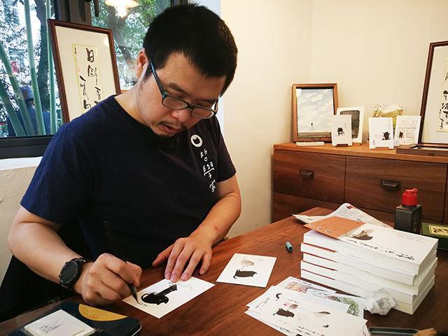 """艺术张乐陆:一位很阳光、很懂礼貌、很有修养的""""上海男生"""""""