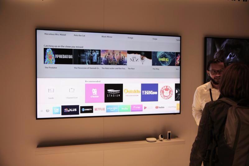 跨入苹果生态圈!三星宣布:旗下电视支持苹果AirPlay2、iTunes