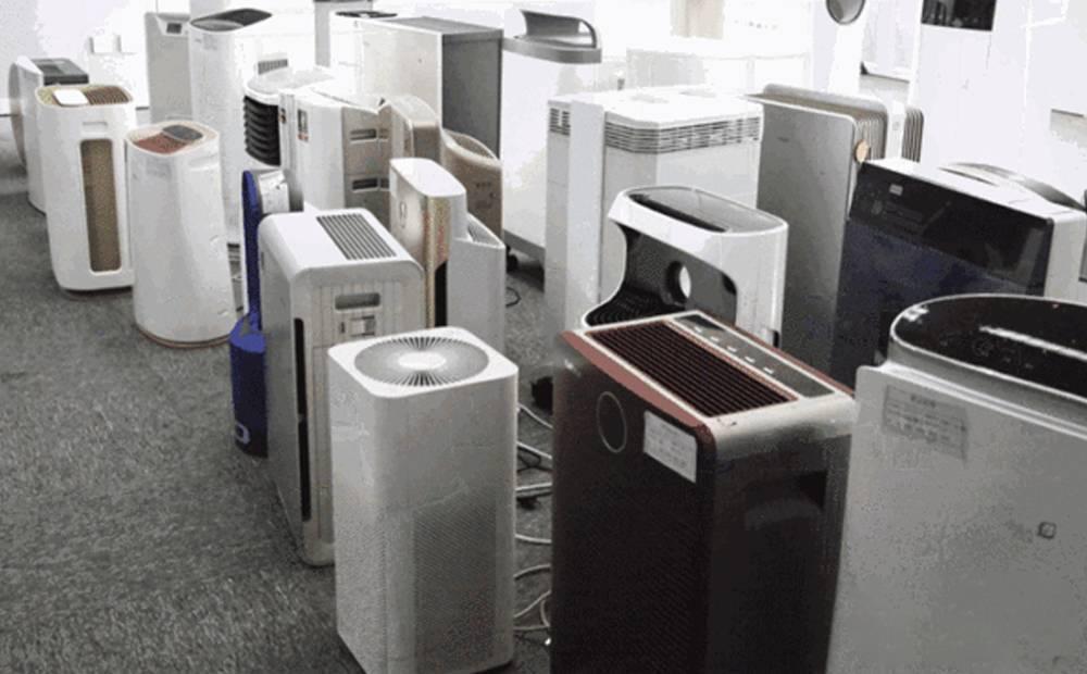空气净化器产品除甲醛及颗粒物能力调查:三分之一除甲醛能力注水