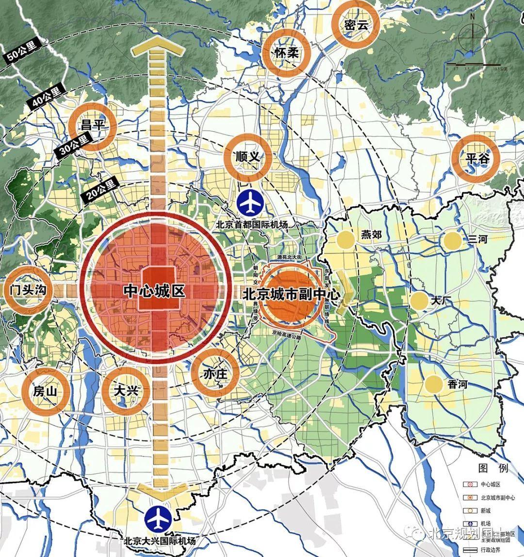 北京朝阳新城规划图_揭秘!北京城市副中心控规出炉记_规划