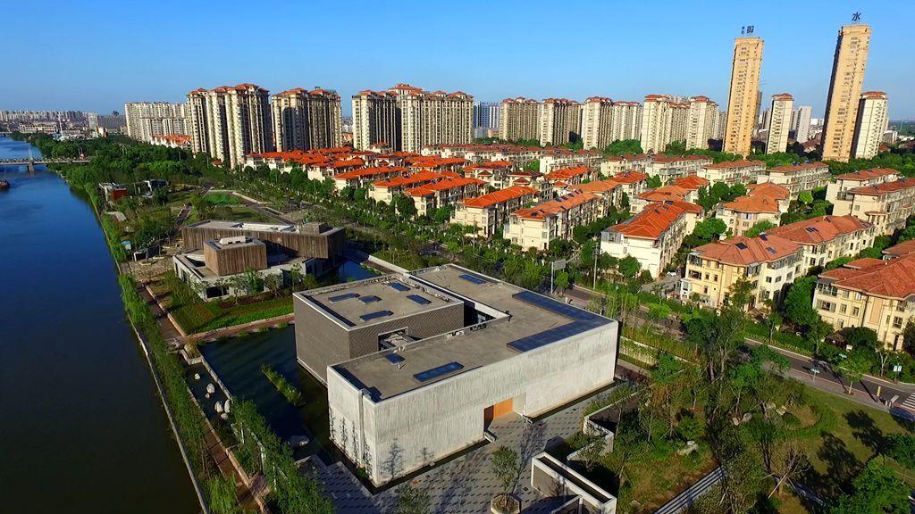 靖江城南园区规划图
