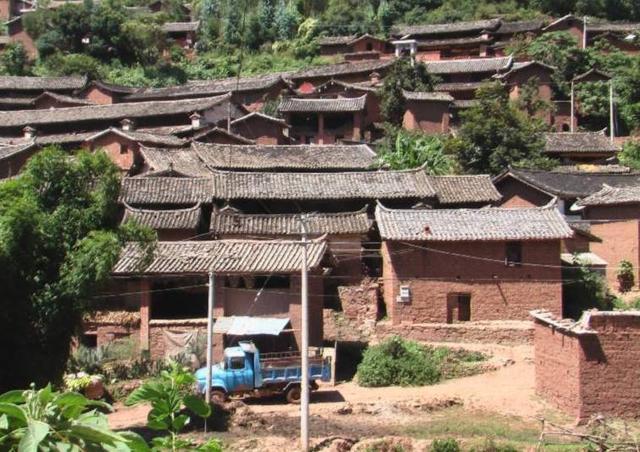 甘肃永昌折来_中国九大古老神秘村庄,最后一个建在地下,已有四千年历史_汗青