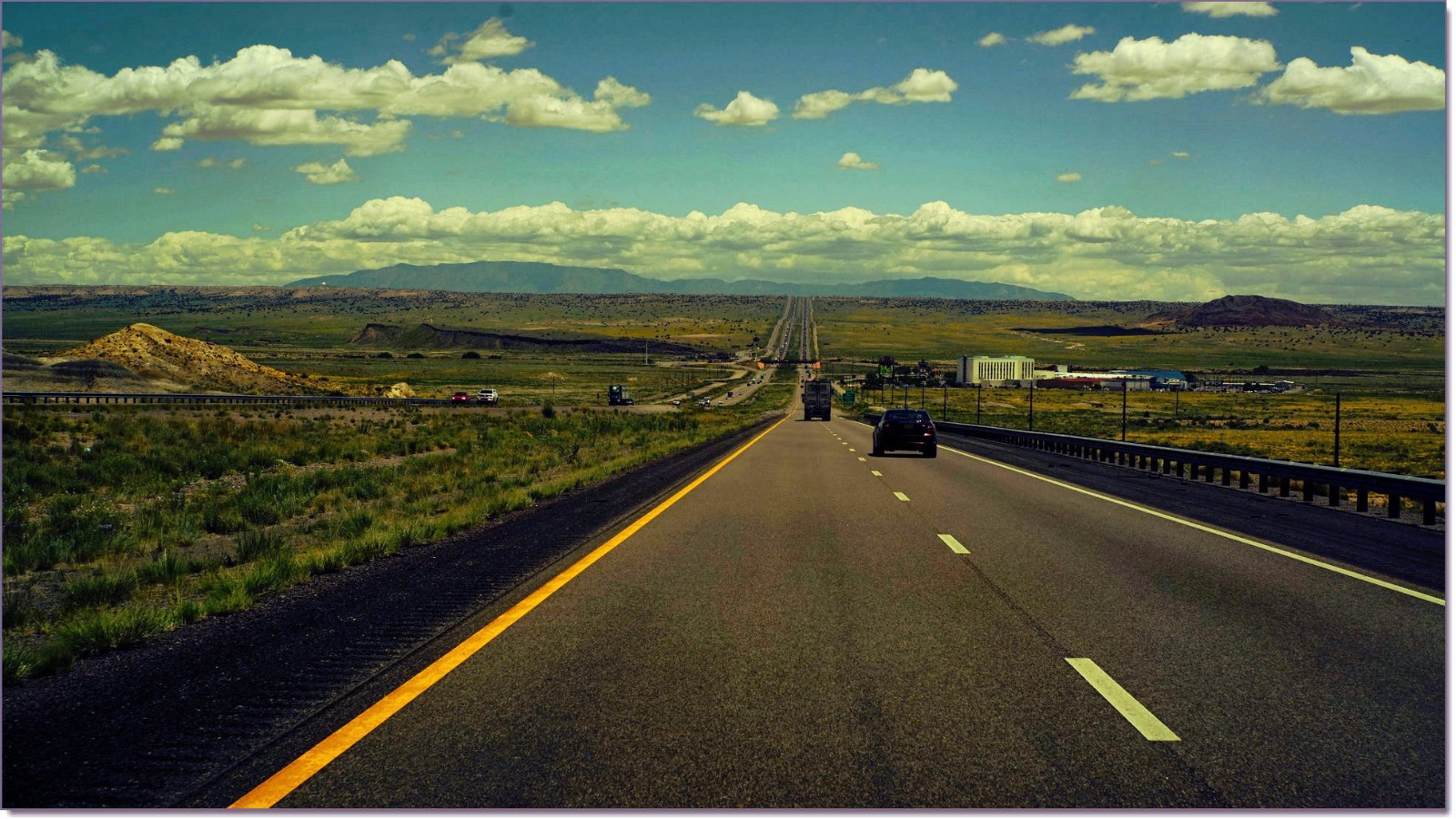 世界最没落公路:曾经每日100万次车流量,如今一天顶多10多辆! 作者: 来源:李不言说旅游