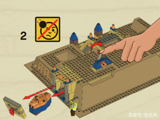 古代暗道机关设计图