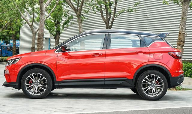 吉利再造爆款SUV!新车上市次月就卖13万+探歌都不敌吉利新帝豪它