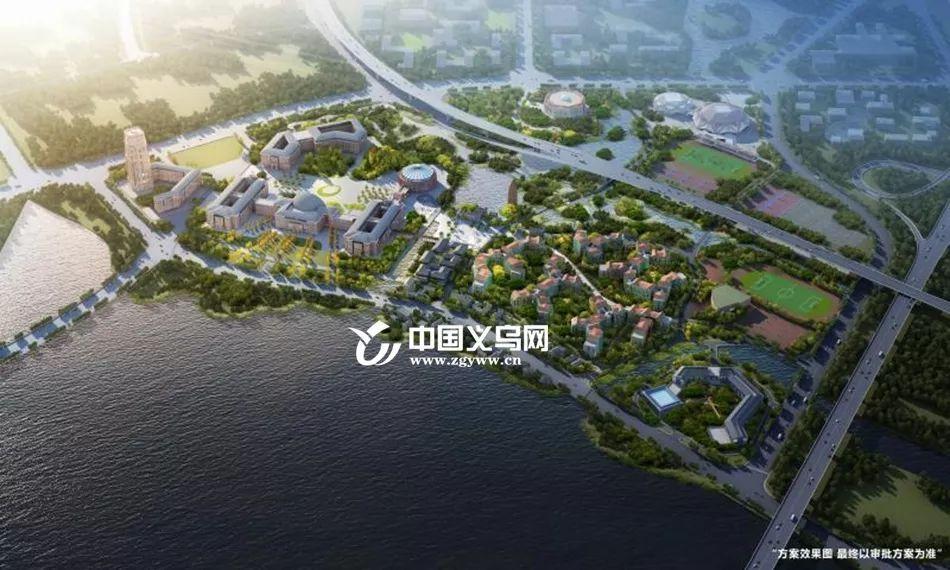 中国计量学院囹.i�i�_以大学,研究院,产业园为标志的 △中国计量大学现代科技学院方案效果