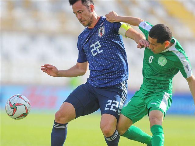 亚洲杯励志1幕!世界第128名弱队攻破日本球门