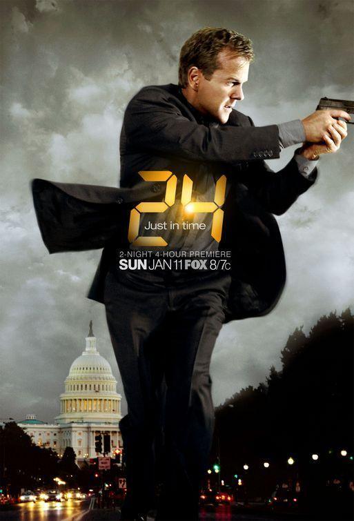 美剧《24手机》是一部美国反恐与谍战题材电视剧,由福克斯决战于在线前电视剧小时广播图片